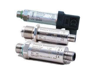 Präzisions-Relativdruckmessumformer PITC-I mit 4-20mA Ausgang:   Sensorelement: - Messelement: Dünnfilm- DMS mit sehr guter Langzeitstabilit