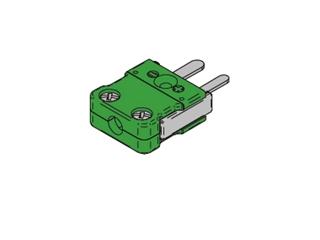 Kabelstecker TC MINI Lock:   Kabelstecker Typ K MINI Lock   Kabelstecker mit Verriegelung passend für T